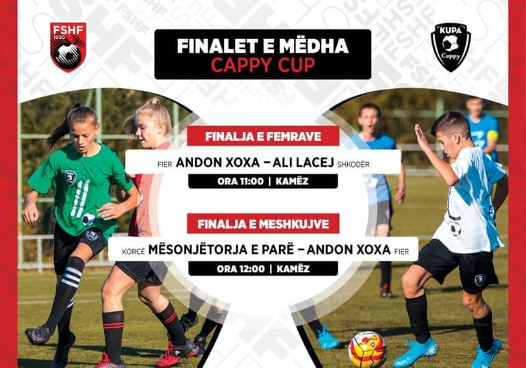 cappy cup 2019 finals