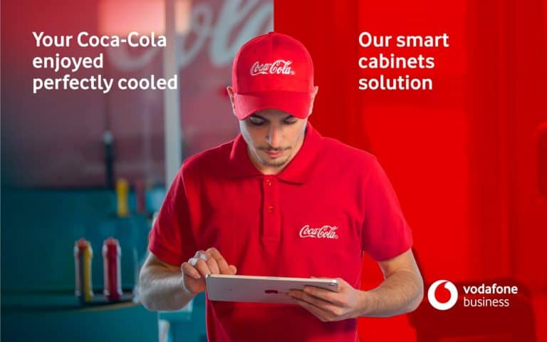 Vodafone Smart Coolers