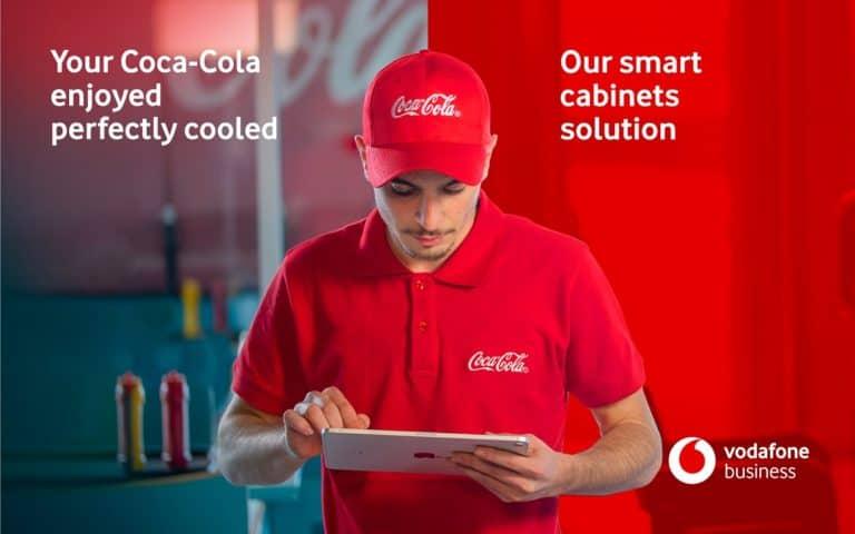 Vodafone Smart Coolers